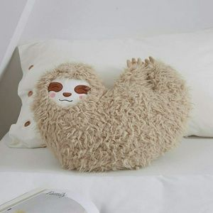 Other - Cute heart shaped sloth pillow